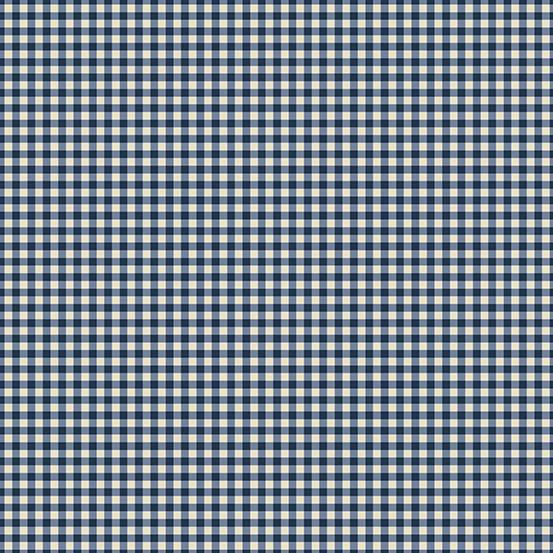 Beehive Gingham Blue