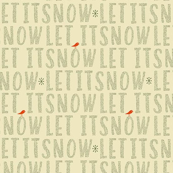 Mistletoe A-9099-N-Let It Snow