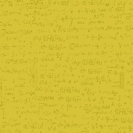 Theory Equations Pea Green