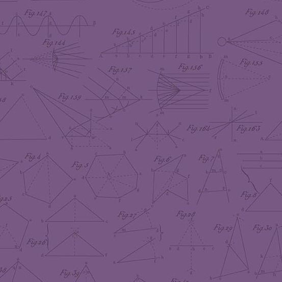 Diagram - Purple - Color Theory by Andover