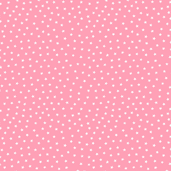 Star Bright Pink Stars A-9166-E1