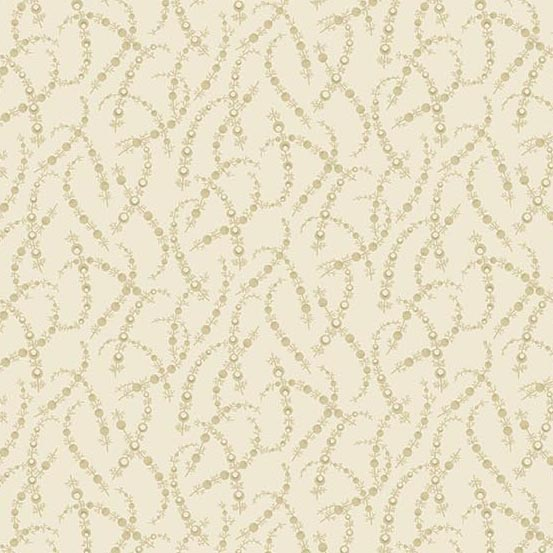 Andover Braveheart by Laundry Basket Quilts  A-9179-RL Cream