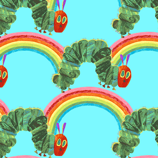 Hungry Caterpillar Rainbow