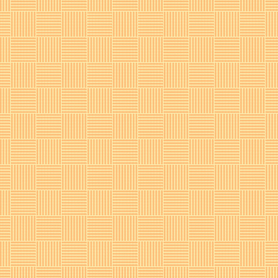 Roseberry Cottage A-9216-Y Yellow Grid