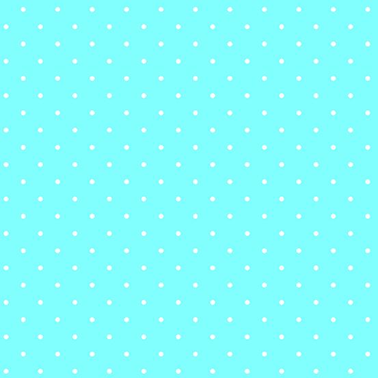 Sweet Shoppe-Candy Dot-Aqua A-9235-T