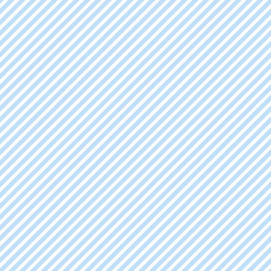 Sweet Shoppe-Candy Stripe-Baby Blue A-9236-B
