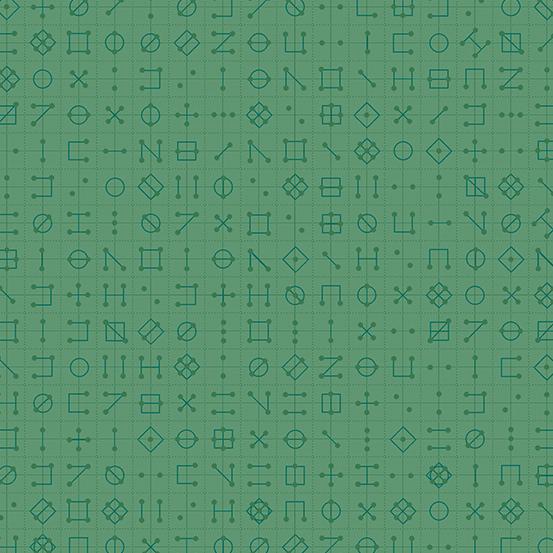 Declassified - Cipher - Celadon
