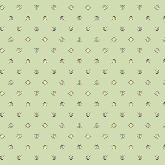 Botanica Ladybug Green