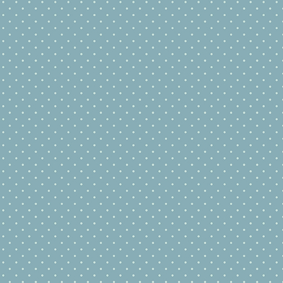 Andover Delfina Small Dots - Teal