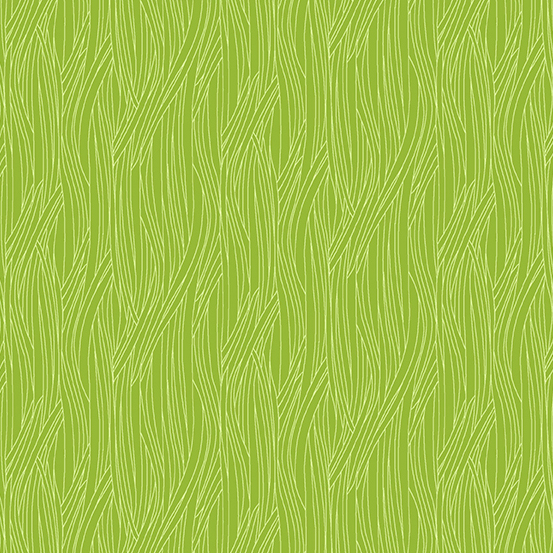Farm to Fabric - Scallion Texture - Green