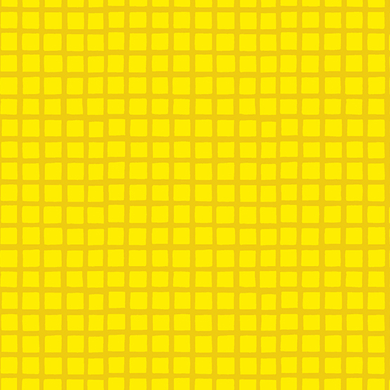Very Merry Yellow Grid