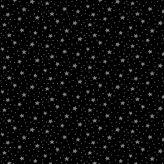 A Spooky Good Time Stars on Black