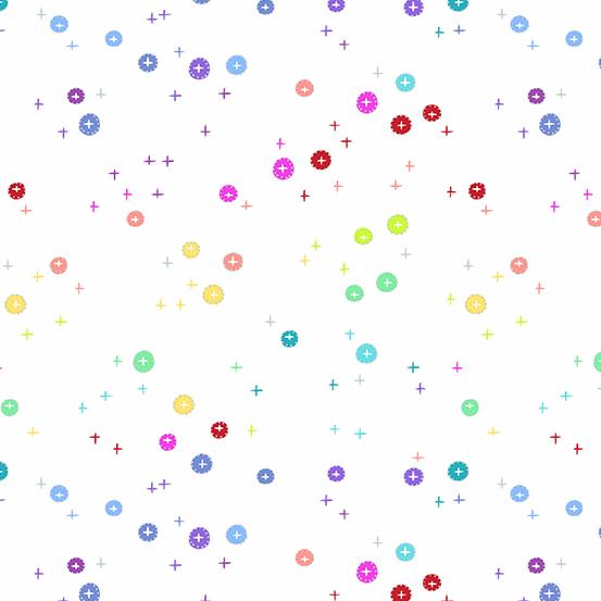 Rainbow Sprinkles 9426 L