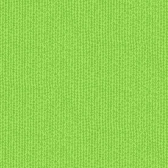 Andover Holiday Treats Texture - Apple Green