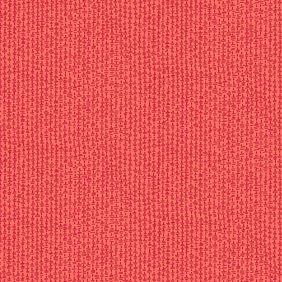 Andover Holiday Treats Texture - Red