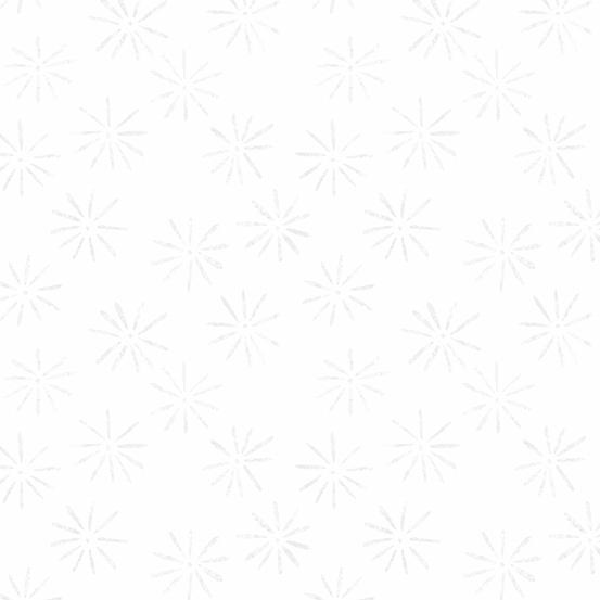 Andover Holiday Treats Snowflakes - White