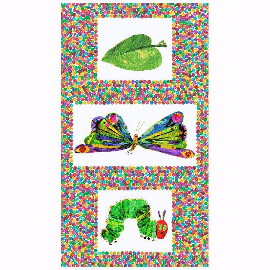 The Very Hungry Caterpillar Classics P0260-3476-M Multi