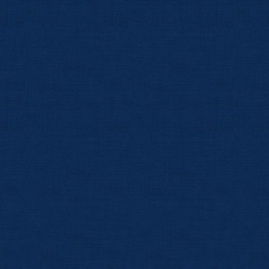 Makower UK Linen Texture TP-1473-B10 Navy
