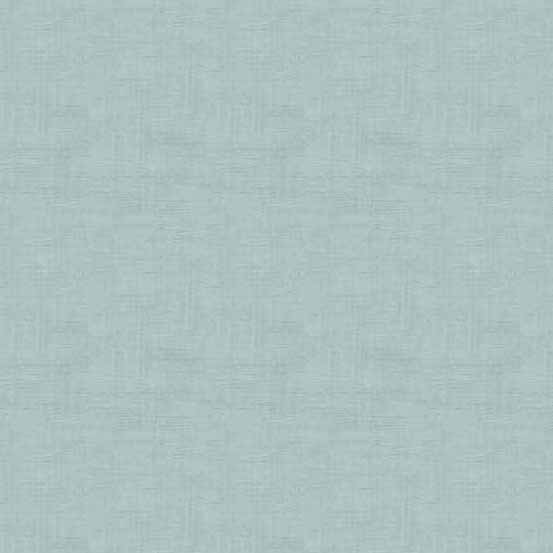 Makower UK Linen Texture TP-1473-B4 Duck Egg
