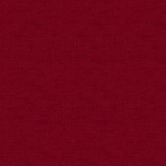 Andover Linen Texture Burgandy