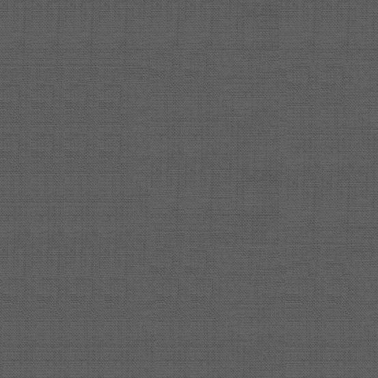 Linen Texture Slate Grey