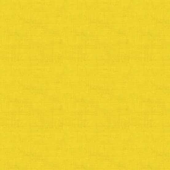 Linen Texture Sunflower