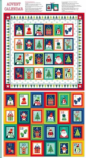 Novelty Christmas advent