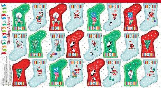 Jolly Santa by Andover