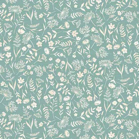 Woodland Scatter Turquoise