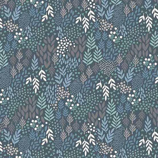 Woodland by Makower UK 2063-b