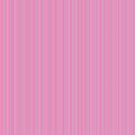 Pin Stripe - Pink