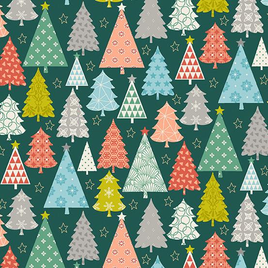 Merry Green Trees