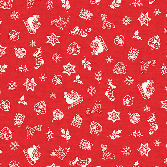 Scandi 2019 RED Scattered