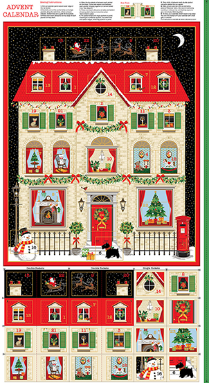 House Advent Calendar TP-2133-1