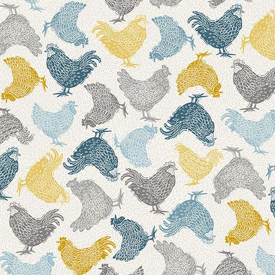 Grove - Chickens in Cream