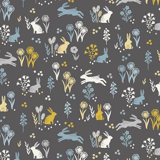 Grove Grey Rabbits