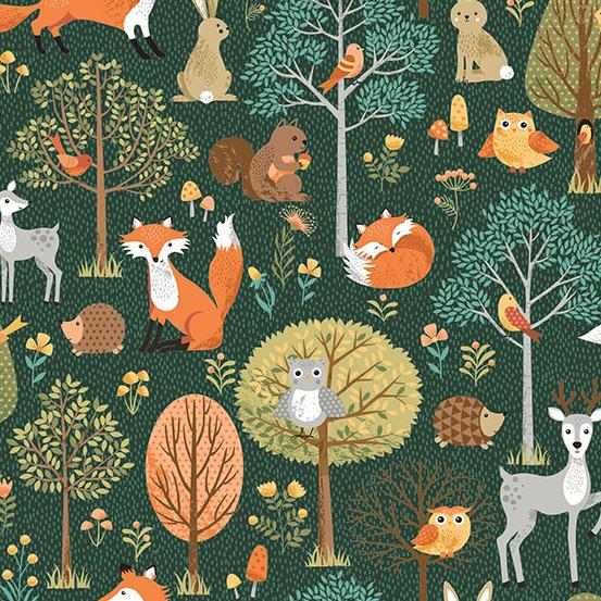 Forest for Makower UK ~TP-2168-G~