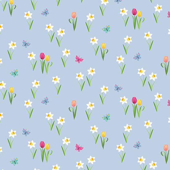 Spring Meadow blue