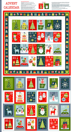 Joy Advent Calendar  TP-2226-1