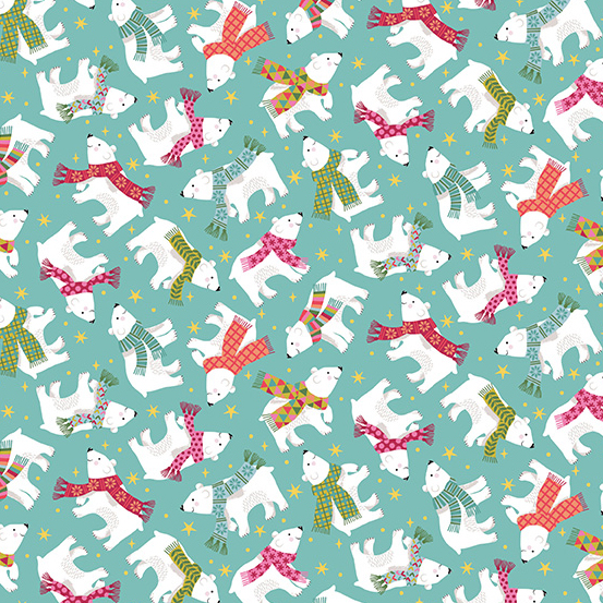 Let it Snow polar bears