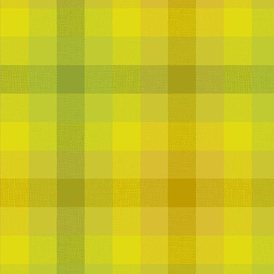 Kaleidoscope - Stripes and Plaids - Sunshine