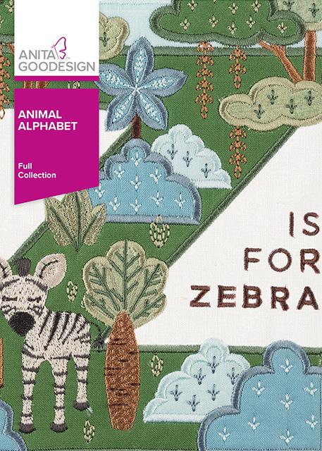 CD AG ANIMAL ALPHABET