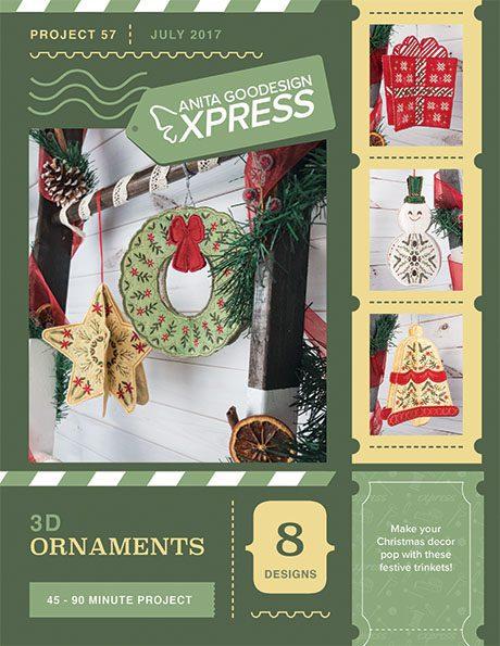 3D Ornaments Express