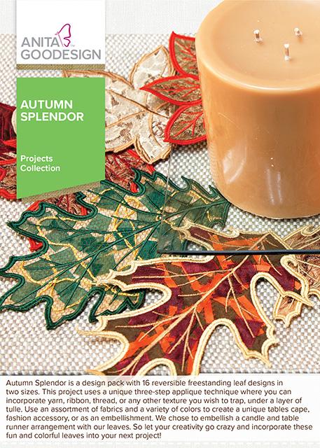 Anita Goodesign Embroidery Designs Autumn Splendor