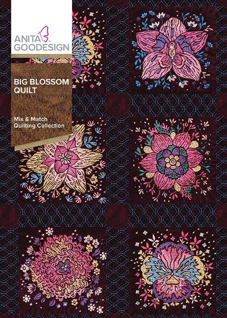 CD AG BIG BLOSSOM QUILT
