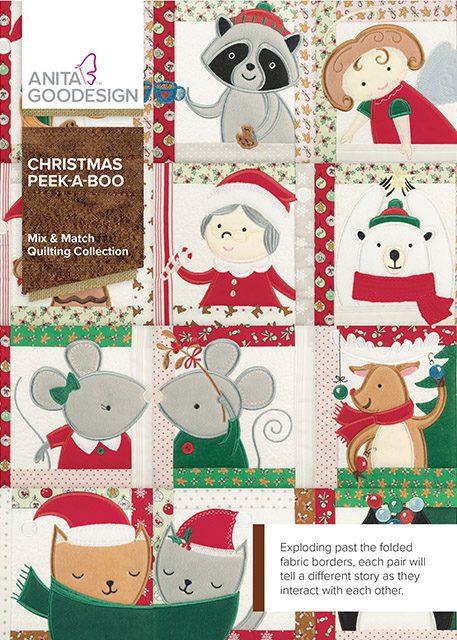 AG - Christmas Peek-A-Boo