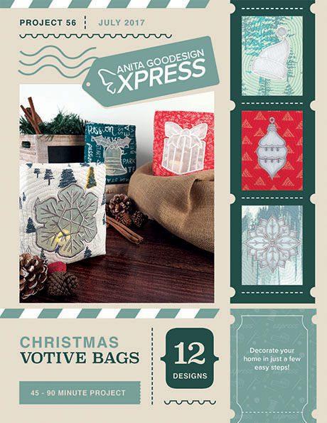 Anita's Express Votive Bags
