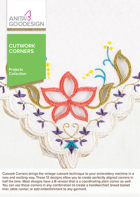 Cutwork Corners