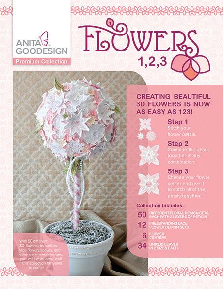 Flowers 1, 2, 3