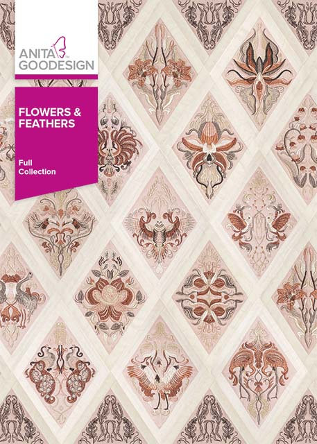 AG - Flowers & Feathers